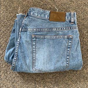 Vintage women's Calvin Klein jeans size 14